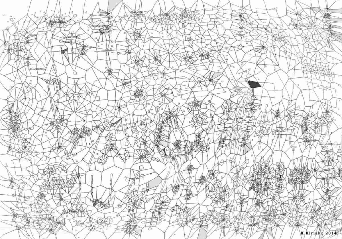 Personal Cartography by Kimm Kiriako